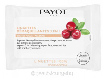 Lingettes Demaquillantes 3 in 1 Cleansing Wipes x25