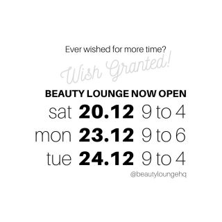 These times are very popular🥰Book now and make sure you're sparkling these holidays ✨⭐️ @beautyloungehq #linkinbio . . . . . . #perthbeauty #perthnails #perthlashes #perthbrows #perthwaxing #perthskin #nailsmthawthorn #beautylounge #beautyloungemounthawthorn #beautyloungeperth #beauty #perthgirlbosses #nails #lashextensions #more #mounthawthornbeauty #perthfashion #sparkle #mthawthornwaxing #girlbosses #extendedhours #wish #perth #lashes #beautysalon #wishgranted #henna #hennabrows #waxing